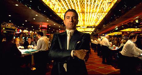 Filmer med Casinotema