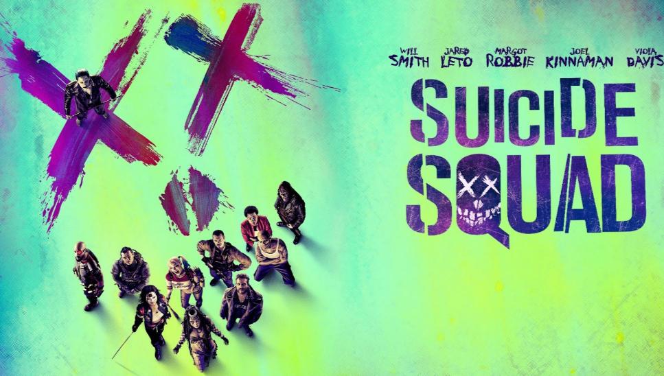 recension Suicide Sqaud